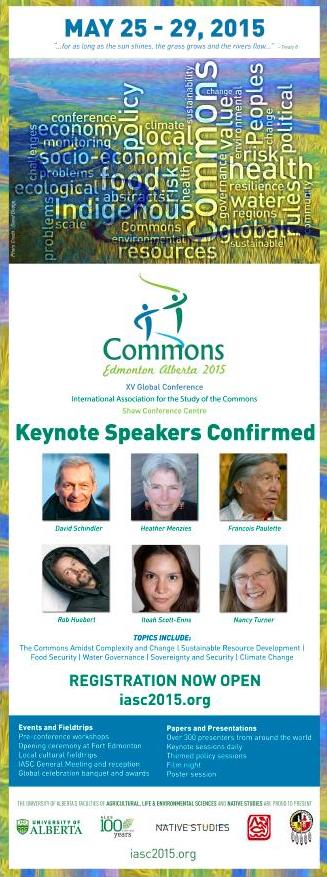 Commons. conf. Keynotes
